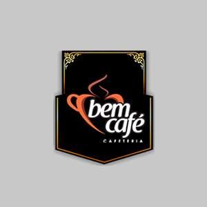 Logotipo Bem Café