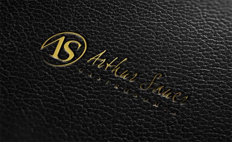 Criação logotipo Arthur Sauer