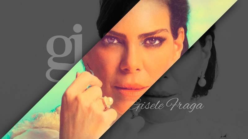 Criação logotipo Gisele Fraga
