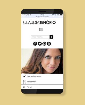 Cláudia Tenório