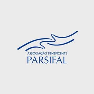 Logotipo Associação Beneficente Parsifal