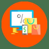 Plataforma EaD Blank Agência Criativa - Diversas formas de pagamento