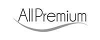 Logotipo All Premium - Cliente Blank Agência Criativa