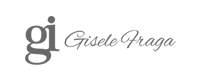 Logotipo Gisele Fraga - Cliente Blank Agência Criativa