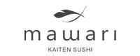 Logotipo Mawari Kaiten Sushi - Cliente Blank Agência Criativa