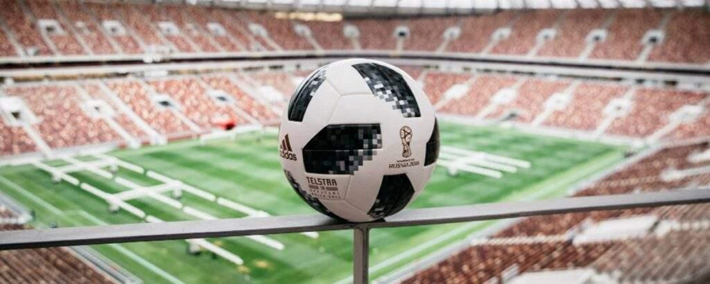 Telstar 18: conheça a tecnologia e o design da bola da Copa de 2018