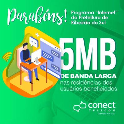 Conect Telecom – Abril 2019