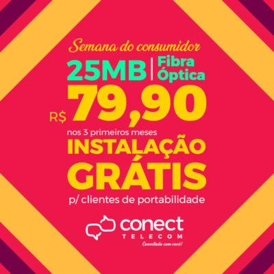 Conect – Campanha Fev/Mar. 2019